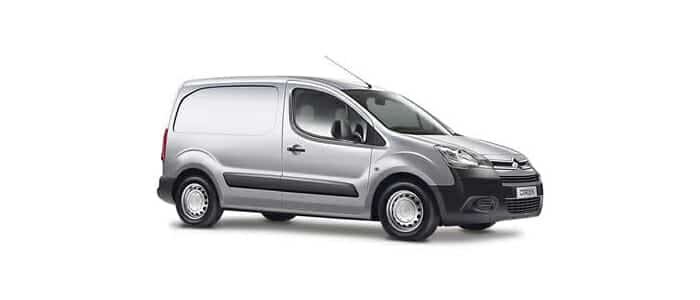 Citroen Berlingo Refrigerated Van Specification