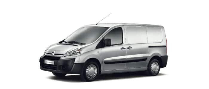 Citroen Dispatch Freezer Van Specification