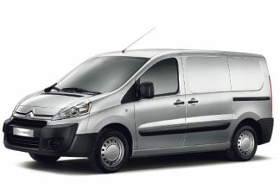 New Citroen Dispatch Refrigerated Van For Sale