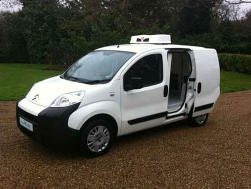 Our Thoughts On The Refrigerated Citroen Nemo Van