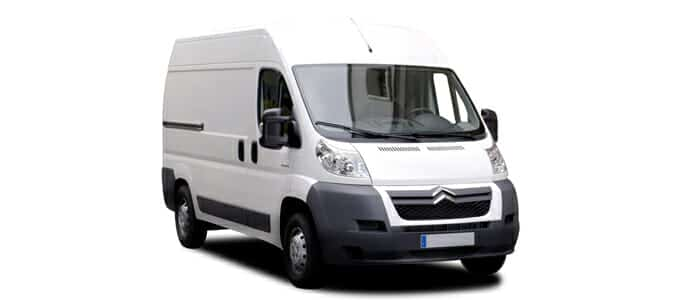 Citroen Relay Freezer Van Specifications