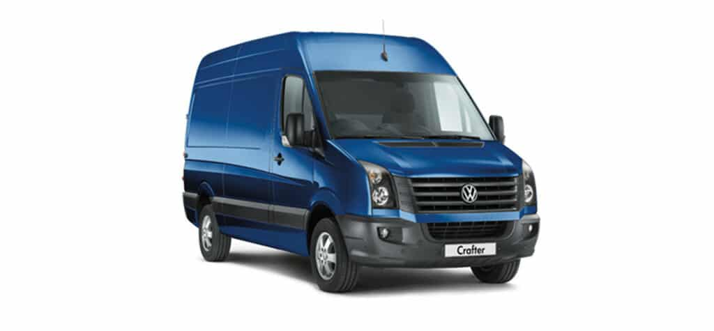 2016 Review of the Volkswagen Crafter Freezer Van
