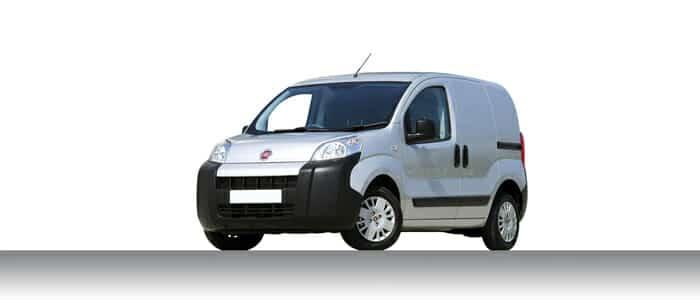 Fiat Fiorino Refrigerated Van Specifications