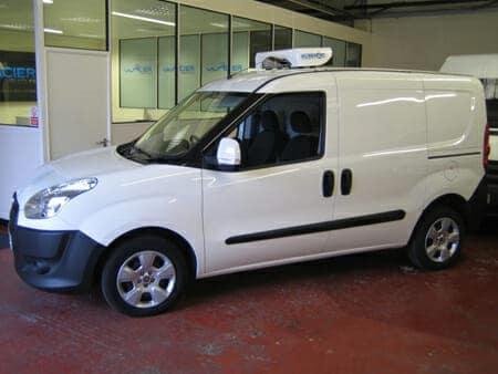 Fiat Fiorino Cargo/Combi Refrigerated Van