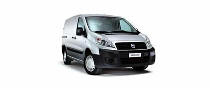 Fiat Scudo Refrigerated Van Specifications