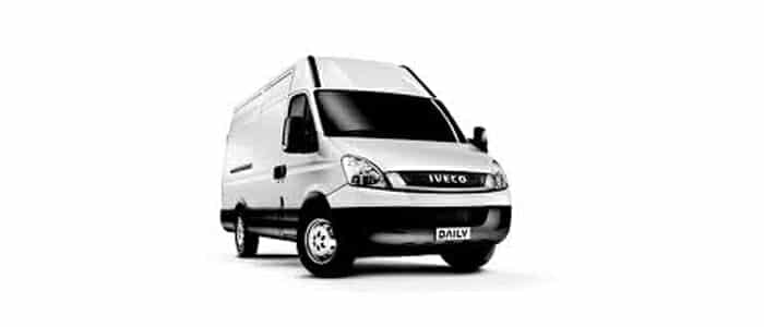 Iveco Daily Freezer Van Specifications