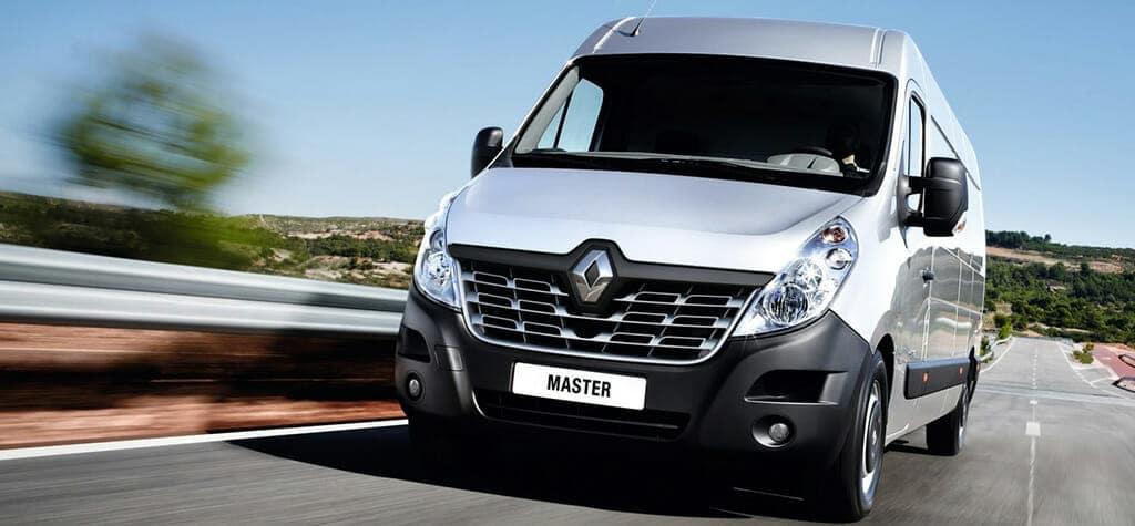 2016 Review of the Renault Master Freezer Van