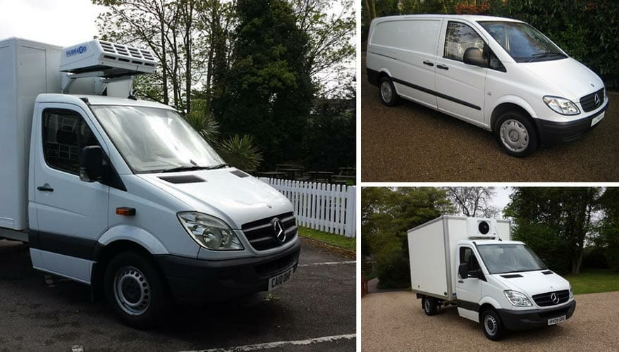 The 2015 Mercedes-Benz Refrigerated Sprinter Vehicle Review