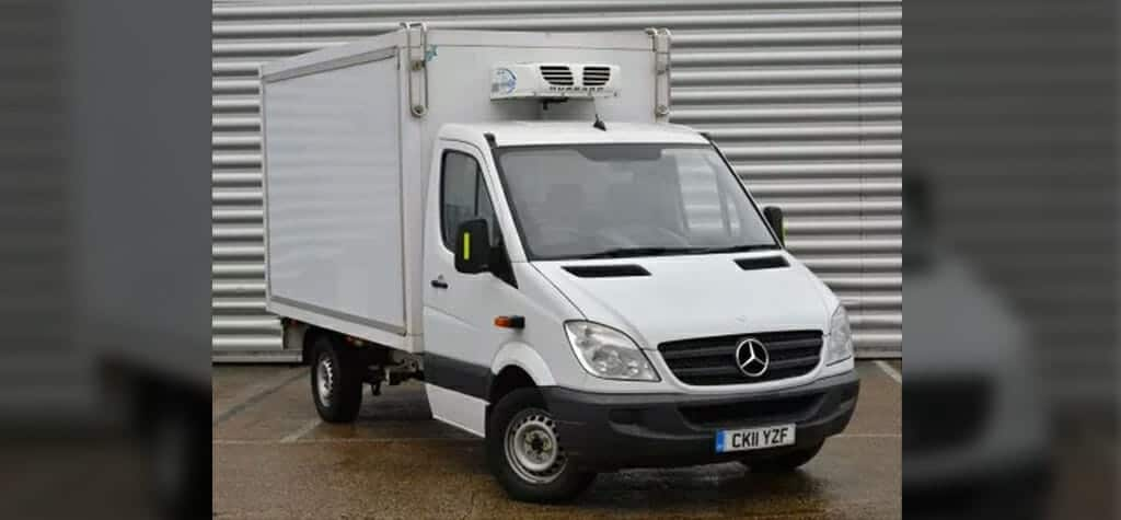 2016 Mercedes Freezer/Fridge Box Van Review