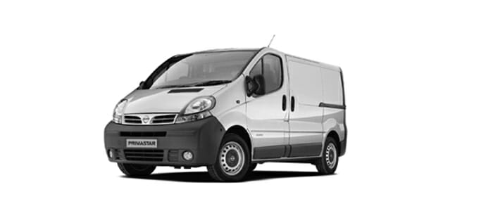 Nissan Primastar Freezer Van Specifications
