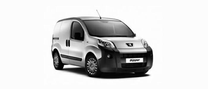 Peugeot Bipper Freezer Van Specifications