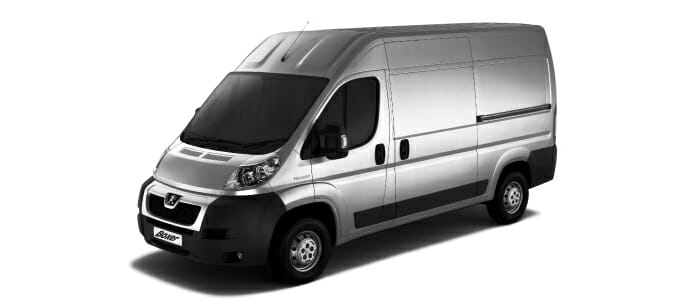Peugeot Boxer Refrigerated Van Specifications