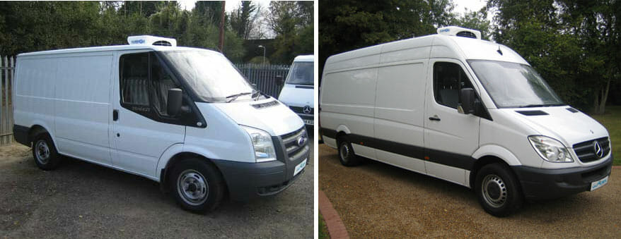 Do I need a refrigerated van for my business?