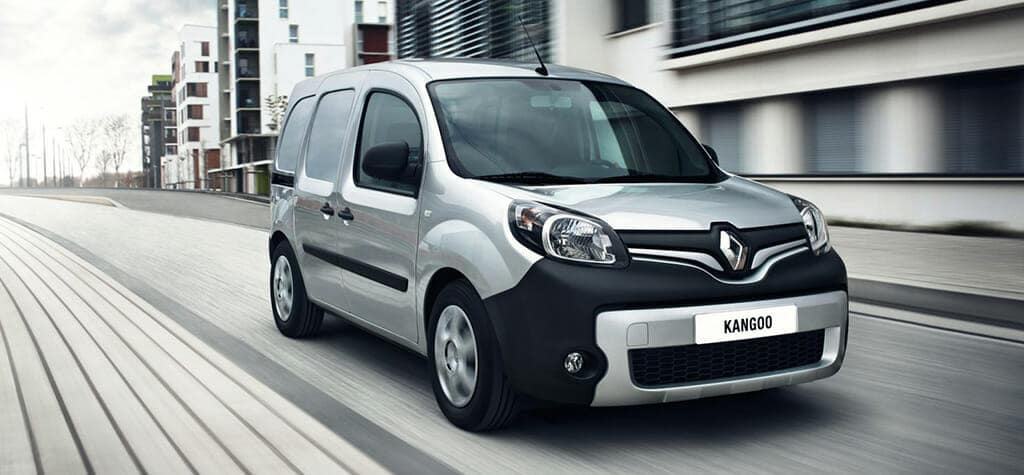 2016 Review of the Renault Kangoo Freezer Van