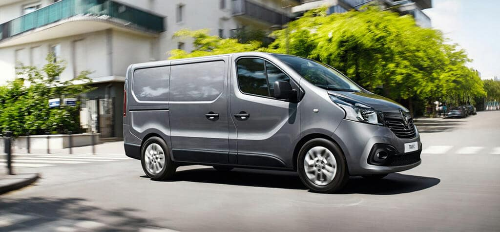 2016 Review of the Renault Trafic Freezer Van