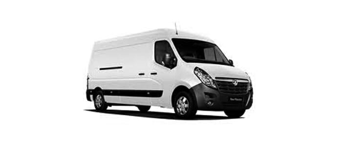 Vauxhall Movano Refrigerated Van Specifications