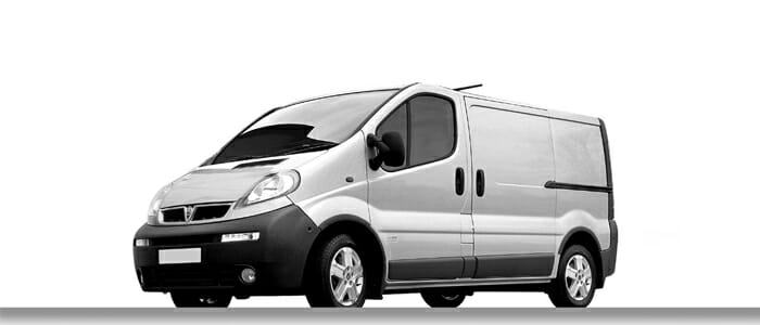 Vauxhall Vivaro Freezer Van Specifications