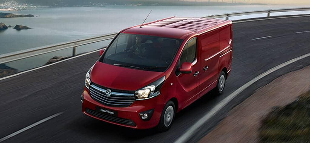 2016 Review of the Vauxhall Vivaro Refrigerated Van