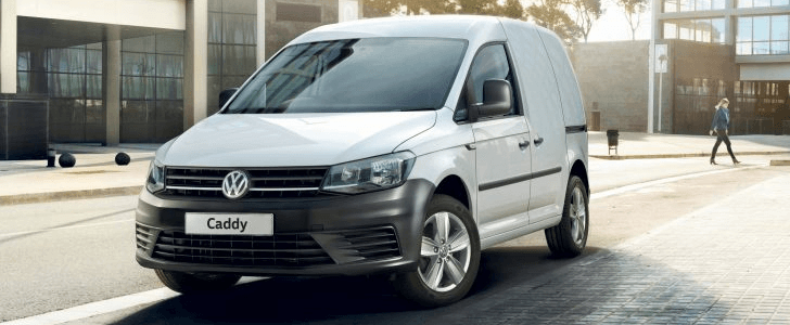 Volkswagen Caddy Maxi Freezer Van 2018 Review