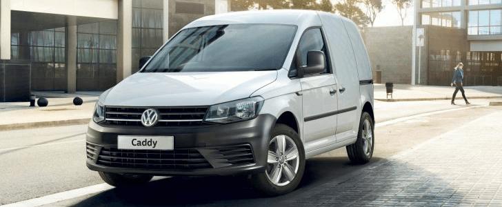 Volkswagen Caddy Maxi Freezer Van 2018 Review