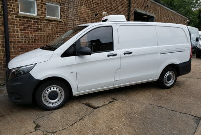 2018 Mercedes Vito 111 CDi L2 H1 Fridge Van For Sale