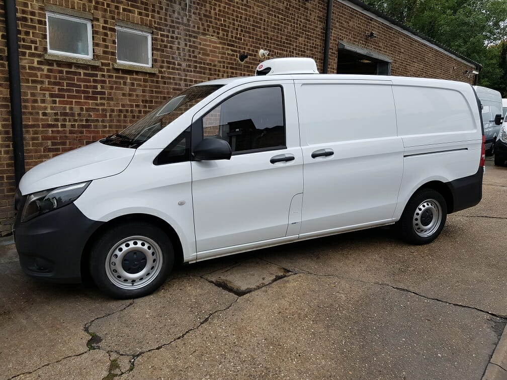 2018 Mercedes Vito 111 CDi L2 H1 Freezer Van For Sale