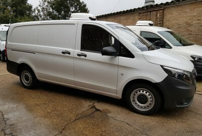 2019 Mercedes Vito 111 CDi L2 H1 Fridge Van For Sale