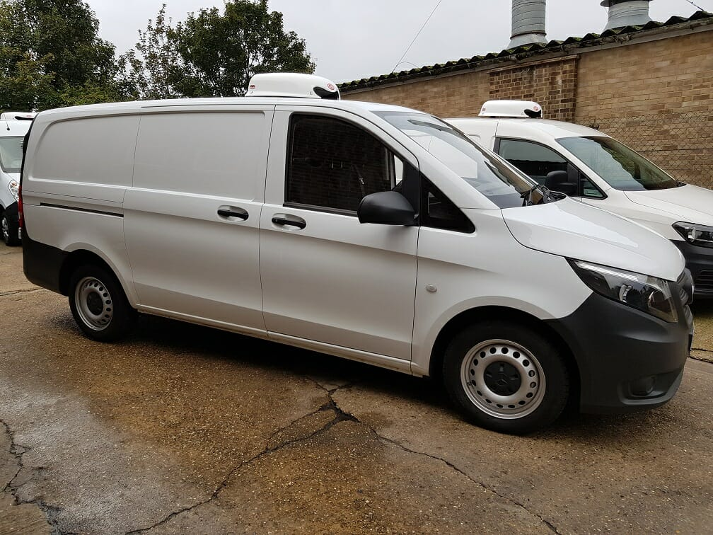 2018 Mercedes Vito 111 CDi LWB Freezer Van For Sale