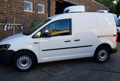2018 Volkswagen Caddy 1.2 Petrol Fridge Van For Sale