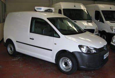 2016 Volkswagen Caddy Fridge Van For Sale