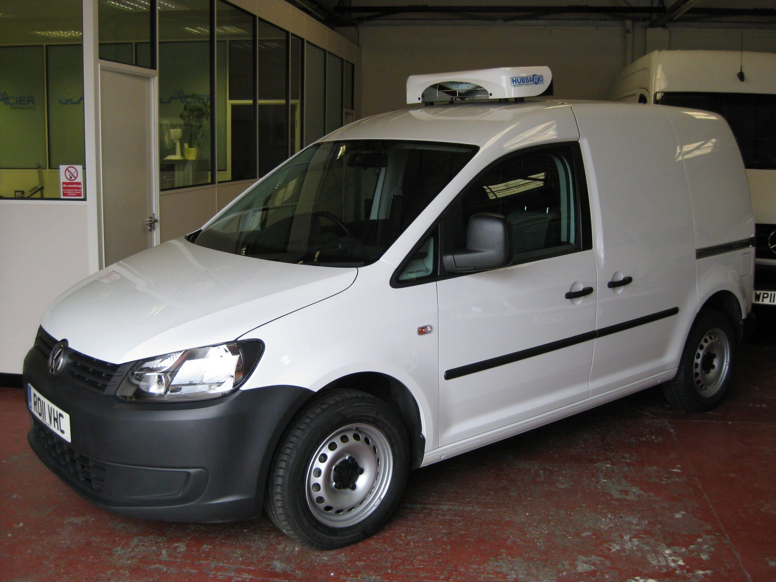 2017 Volkswagen Caddy C20 2.0 TDi Freezer Van For Sale
