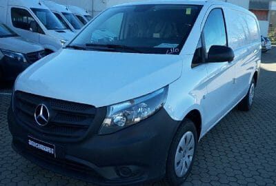 2019 Mercedes Vito 111 CDi LWB Freezer Van For Sale