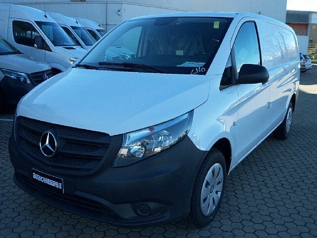 2019 Mercedes Vito 111 CDi LWB Fridge Van For Sale