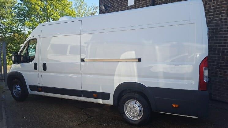 2018 Peugeot Boxer L3 H2 130ps Professional Fridge Van For Sale