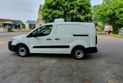 2015 Citroen Berlingo L2 H1 LX Fridge Van For Sale