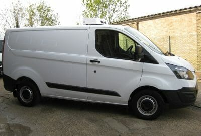 2018 Ford Transit Custom 280 L1 H1 Fridge Van For Sale