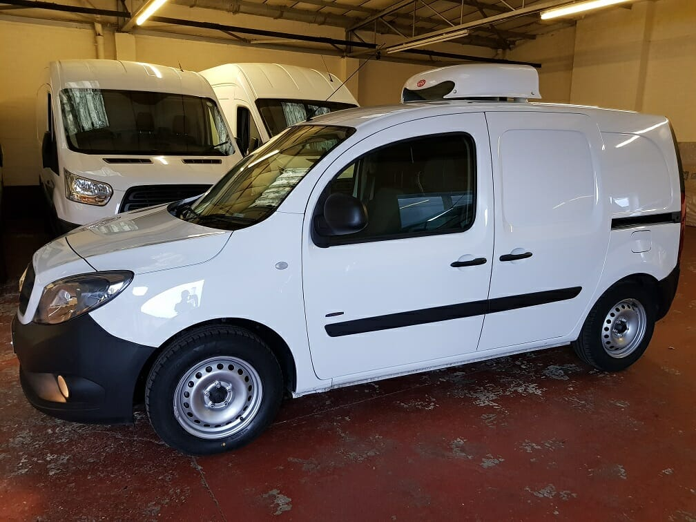 2018 Mercedes Citan 109 CDi LWB Freezer Van For Sale