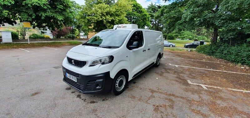 2018 Peugeot Expert Long 2.0 HDi Professional Freezer Van For Sale