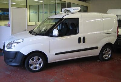 2017 Vauxhall Combo 1300 CDTi 90 Freezer Van For Sale
