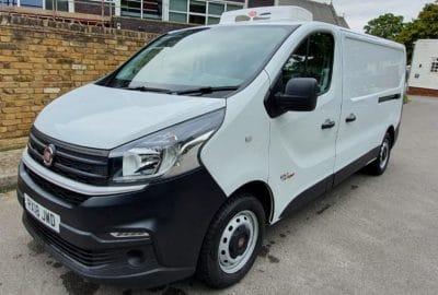 2018 Fiat Talento L2 H1 Freezer Van