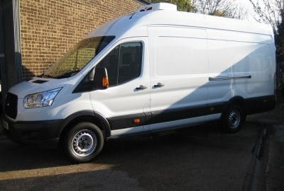 New Ford Transit Jumbo Freezer Van For Sale