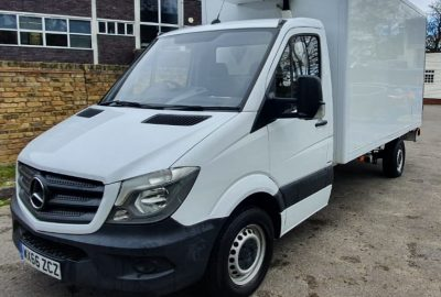 2016 Mercedes Sprinter 314 CDI Deep Freezer Box Van For Sale
