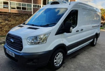 2016 Ford Transit 350 L3 H2 Trend Fridge Van For Sale