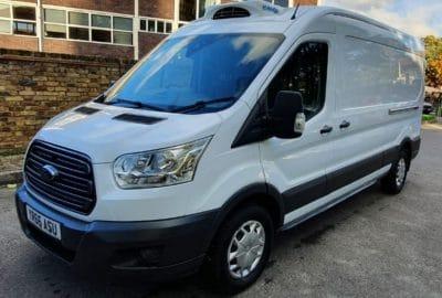 2016 Ford Transit 350 L3 H2 Trend Fridge Van For Sale