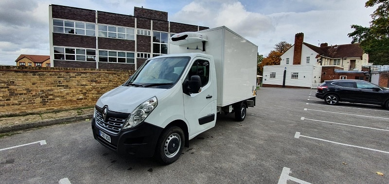 2017 Renault Master 35 Fridge Freezer Box For Sale