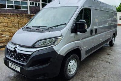 2021 Citroen Relay 35 L3 H2 140ps Fridge Van For Sale