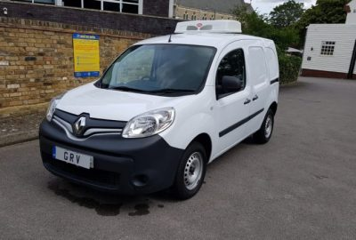 2017 Renault Kango ML19 1.5 DCi Fridge Van For Sale