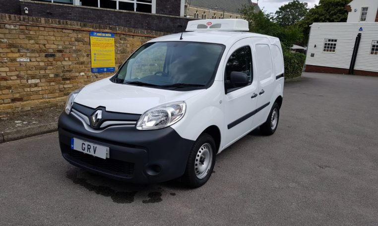 2017 Renault Kango ML19 1.5 DCi Freezer Van For Sale