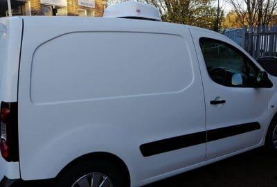 2017 Peugeot Partner L1 H1 BlueHDi Fridge Van For Sale