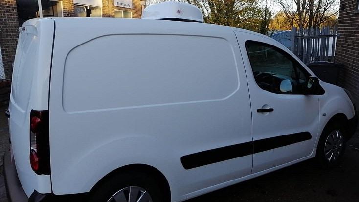 2017 Peugeot Partner L1 H1 BlueHDi Freezer Van For Sale
